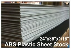 60 Mil 1 16 Quot Abs Plastic Sheet Stock