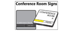 Complete Conference Room Signage