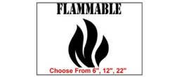 Flammable Stencil