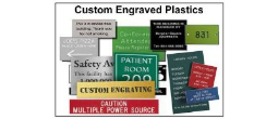 Engraved Nameplates, Namebadges and Engraved Signs