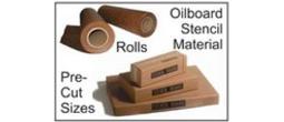 Oil Board Rolls and Pre-Cut Sizes