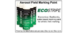Aerosol Field Marking Paints, ECOStripe