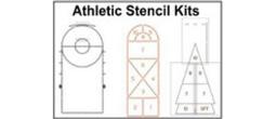 Athletic Stencil Kits