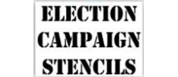 Election - Campaign Stencils