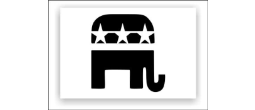 Republican Party Logo Stencil