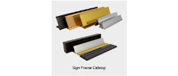 Sign Frames and More Catalog