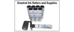 OneShot Rollers and Ink Cartridge Sets