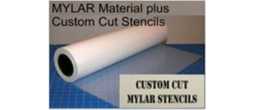 Mylar Stencil Material