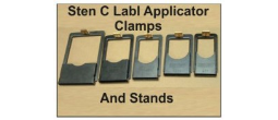 STEN C LABL Clamps & Stands