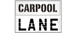 Carpool Stencils