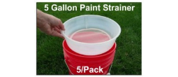 5 Gallon Paint Strainer