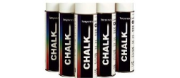 DURAStripe Red Aerosol Chalk
