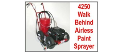 Paint Spray Machine, 4250 Walk Behind Airless Sprayer