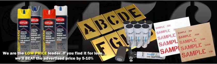 Brass Interlocking Stencils Interlocking Stencils Brass Stencil Sets