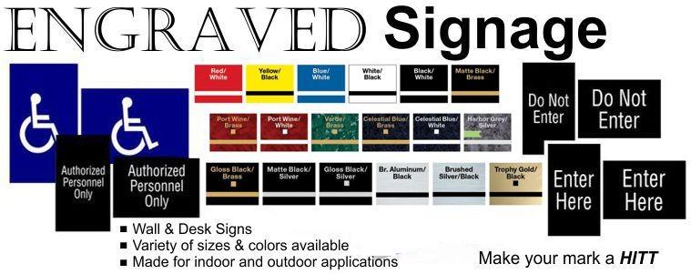Engraved Nameplates Engraved Signs Nameplates Engraved Name Badges Engraving