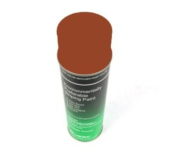 EcoStripe Brown Aerosol Athletic Striping Paint