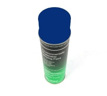 EcoStripe Navy Blue Aerosol Athletic Striping Paint
